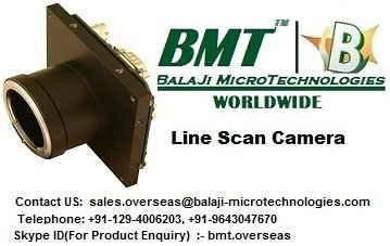 CCD Line Scan Cameras – Machine Vision India