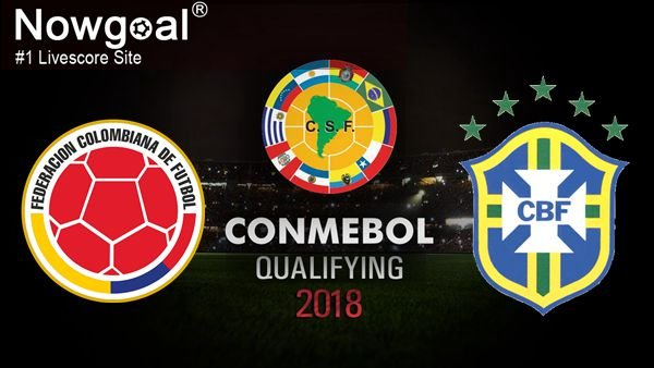 Colombia VS Brazil Soccer Betting Tips FIFA World Cup Qualification (CONMEBOL)