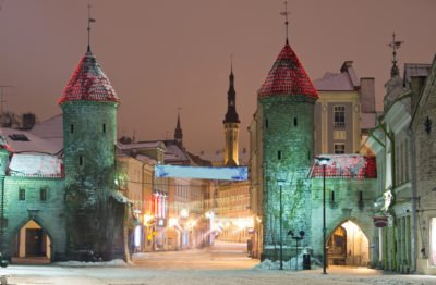 Eastern Europe: The Baltics And Beyond