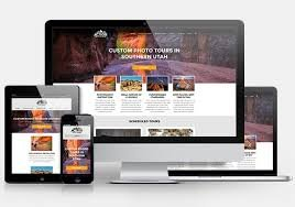 Entailing Dynamic And Streamlined Website For Any Brand's Voice
