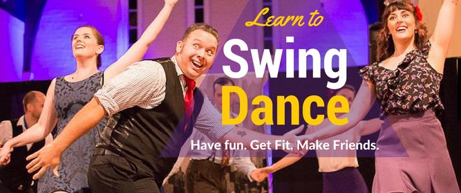 Learn Retro Style Swing Dance By Joining Swing Dance Lessons London
