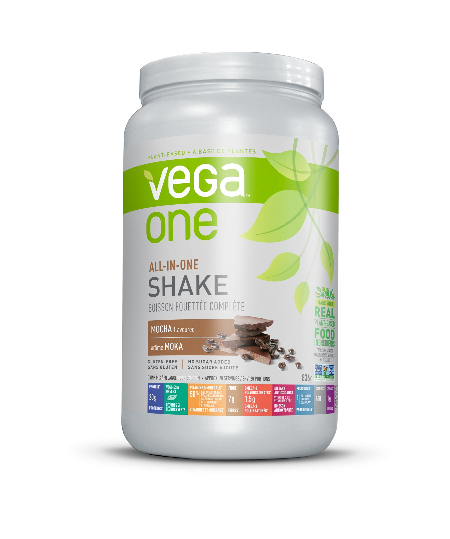 Lose Weight The Right Way With Vega All In One Nutritional Shake!