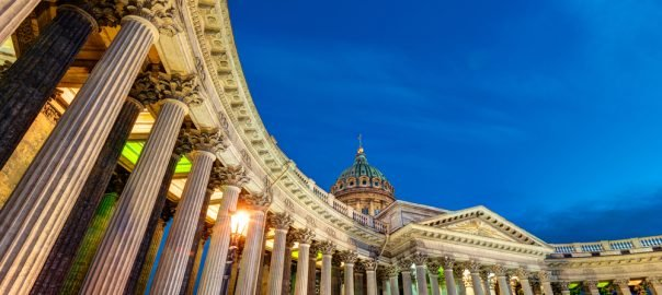 Moscow Or St Petersburg? What City To Choose For Your Summer Trip 2017?