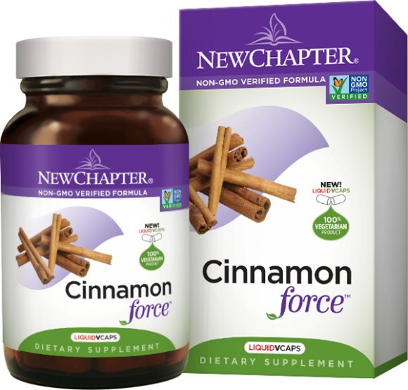 New Chapter Cinnamon Can Lead To Better Blood Sugar Levels