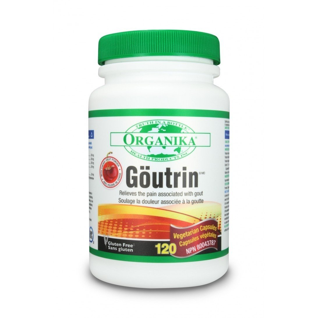 Organika Goutrin Can Boost Your Immune System And Cure Your Gout Symptoms