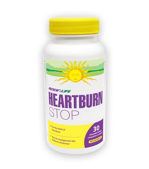 Protect Your Body With Renew Life Heartburn Stop