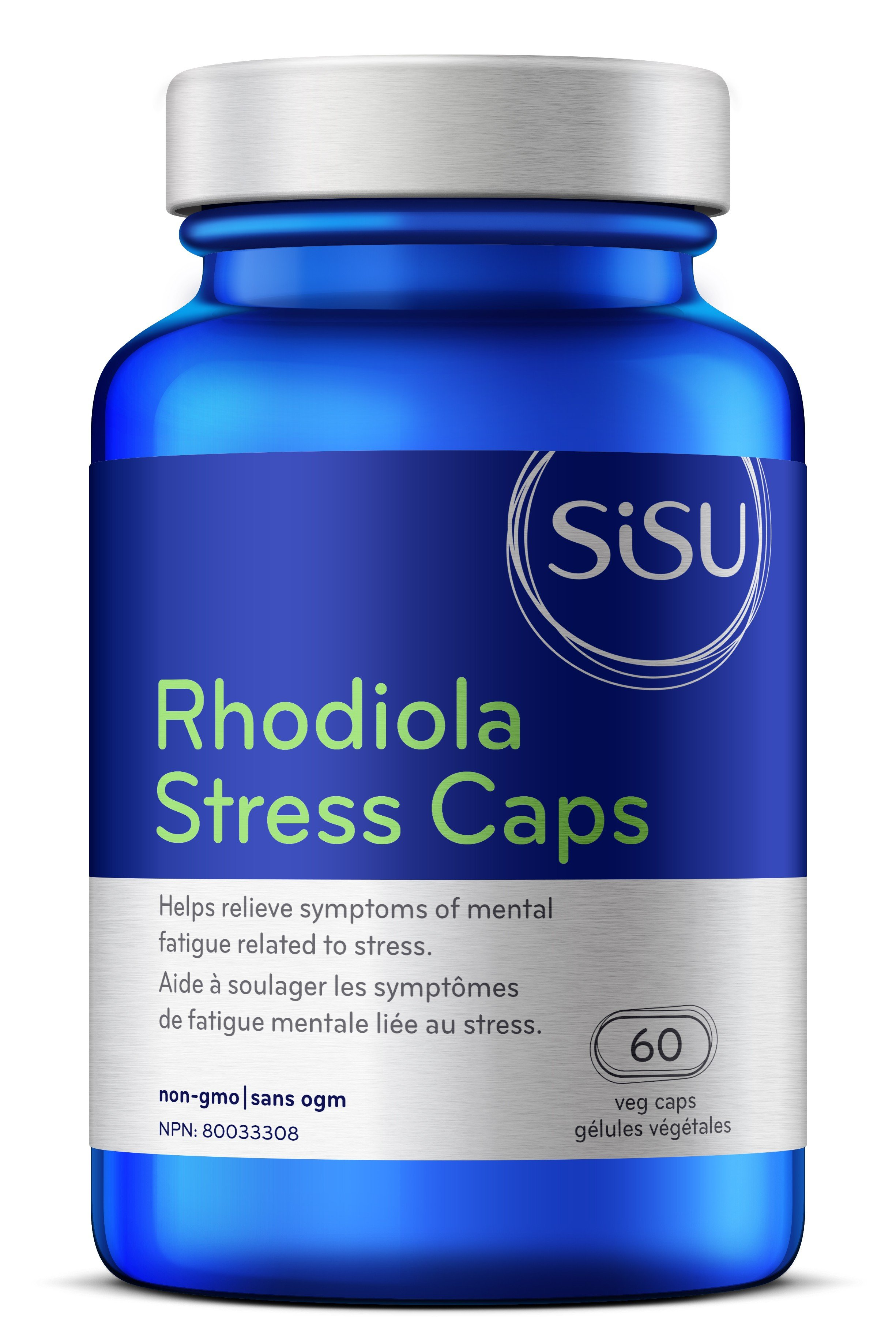 Rhodiola Stress Caps Can Help Reduce Your Stress And Normalize Hormone Production