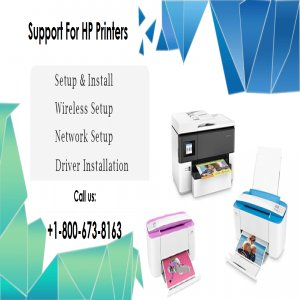 Benefits Of Worthy And Experienced Hp Printers Support Number Team