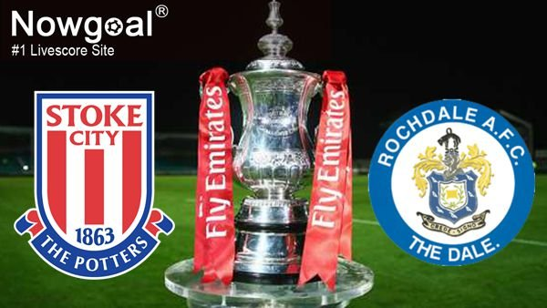 Stoke City VS Rochdale Soccer Tips And Prediction England League Cup