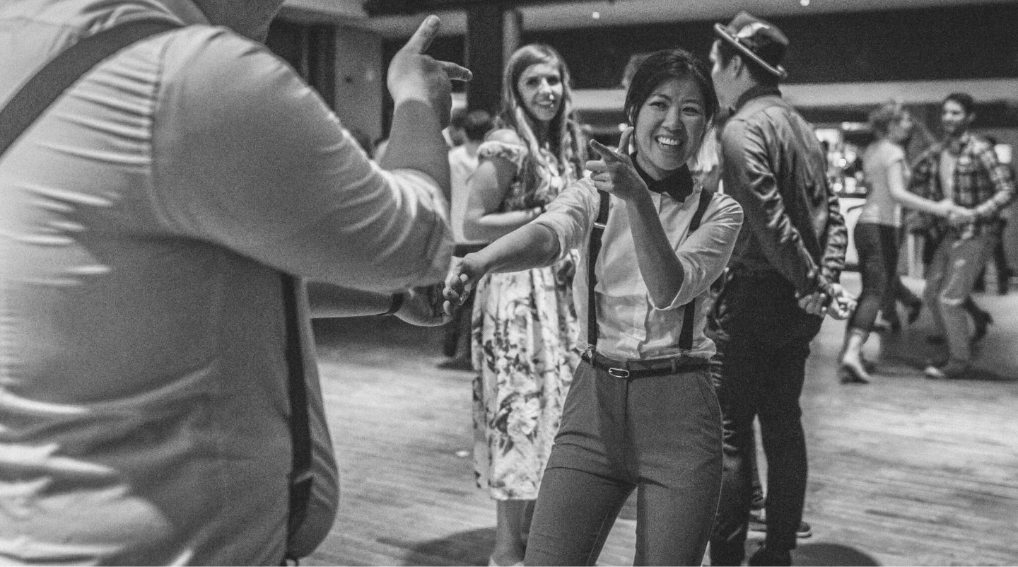 Swing Patrol Takes You Back To 1920s Entertainment Through Swing Dance