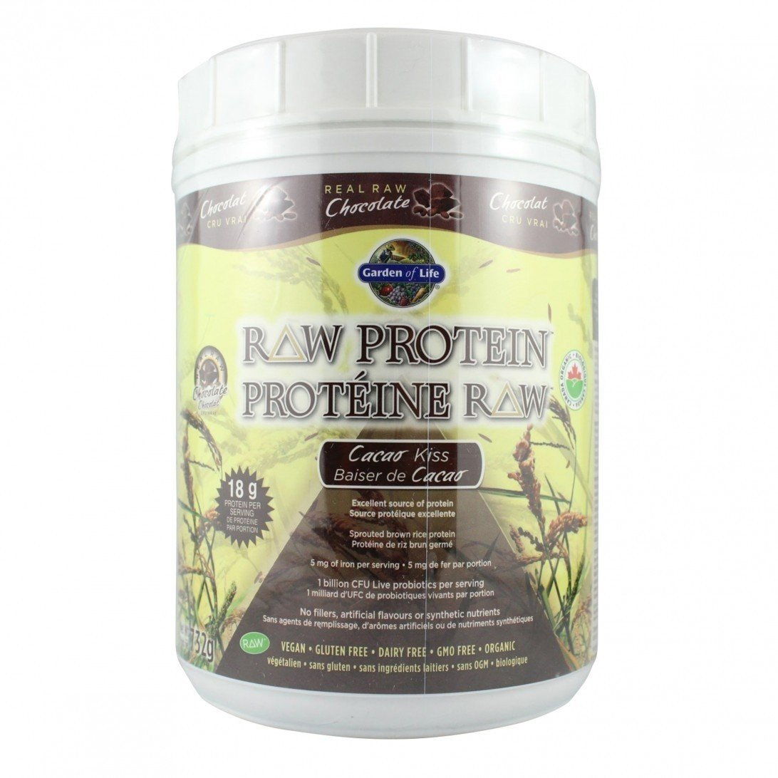The Incredible Features Of Garden Of Life Organic Raw Protein