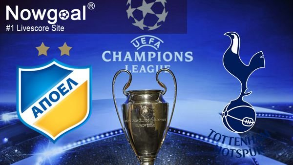 UEFA Champions League Tips: APOEL Nicosia VS Tottenham Hotspur